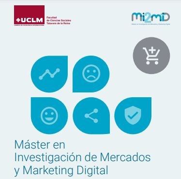 Máster en investigación de mercado y marketing digital
