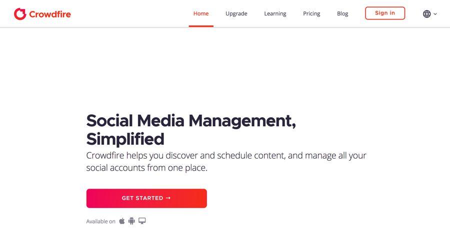 herramienta para estrategia de redes sociales